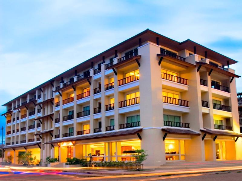 City Inn Vientiane Hotel1