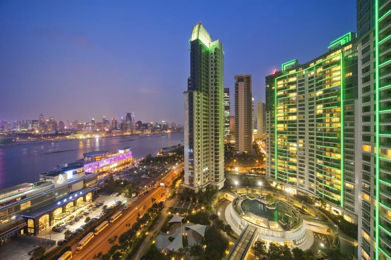Fraser Suites Top Glory Hotel Shanghai