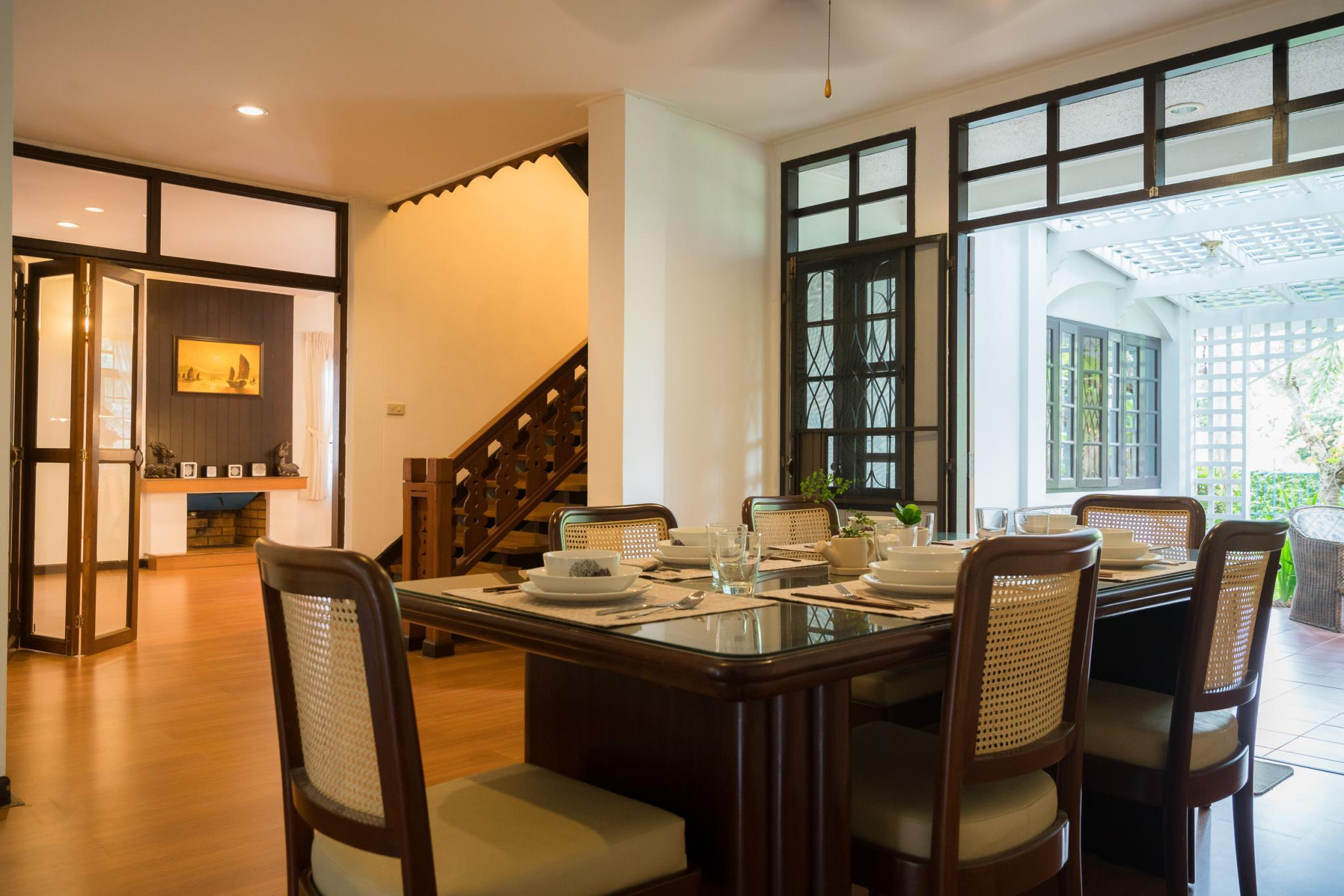 A taste of Europe in Chiang Mai with Private pool,A taste of Europe in Chiang Mai with Private pool
