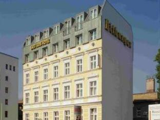 East Side Hotel Berlin - Hotellet udefra