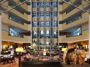 Jumeirah Emirates Towers Hotel Dubai - The Lobby Lounge is perfect for meetings and snacks