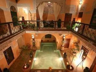 Riad Mauresque Hotel Marrakech - Swimming Pool