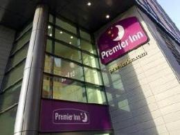 Premier Inn Sheffield City Centre - St. Mary s Gate