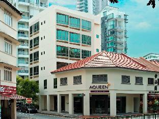 Aqueen Hotel Balestier PayPal Hotel Singapore