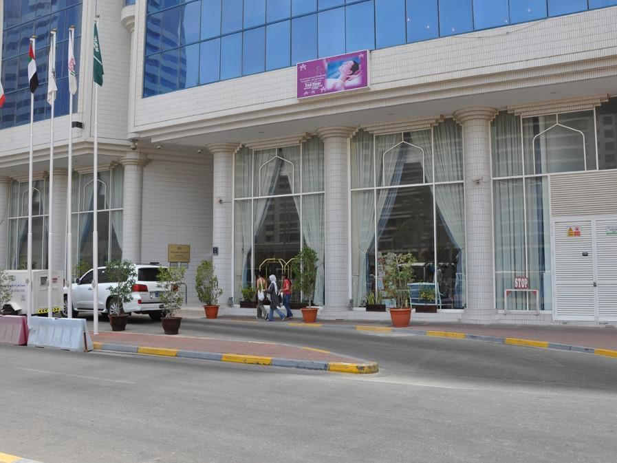 Grand Continental Flamingo Hotel - Exterior