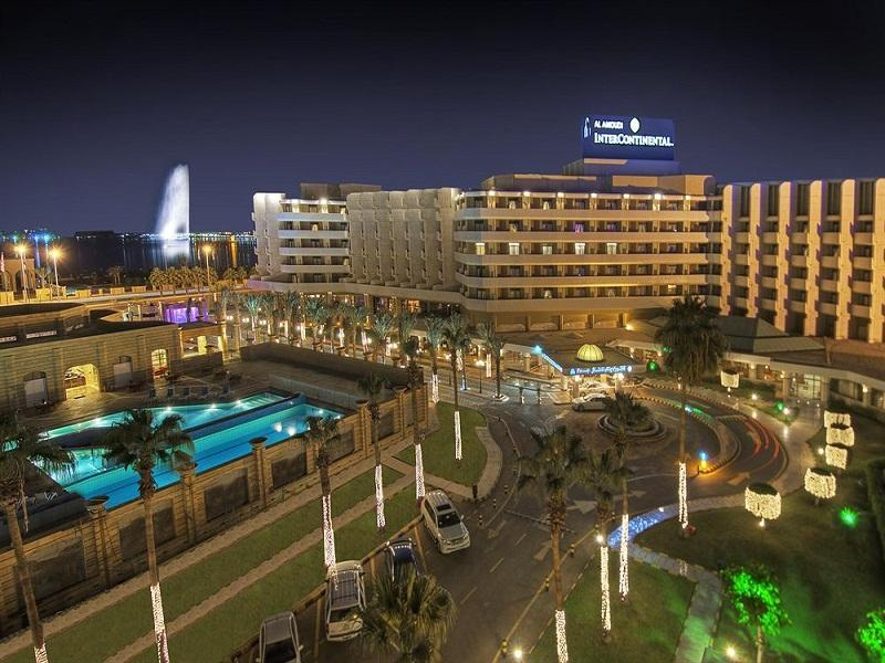 Hotel Murah dekat Cornish - Intercontinental Jeddah Hotel
