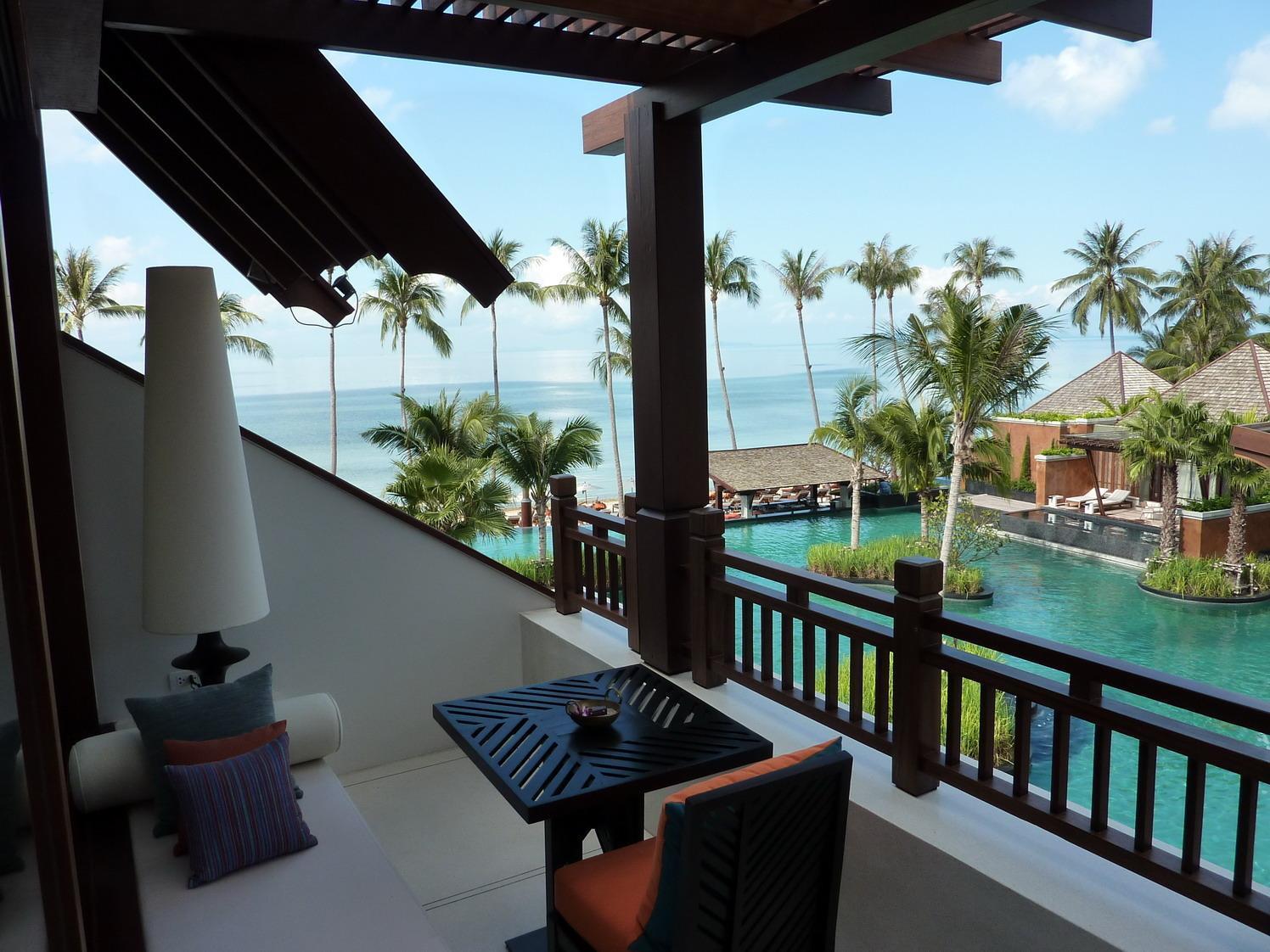 MAI Samui Beach Resort & Spa Samui Map