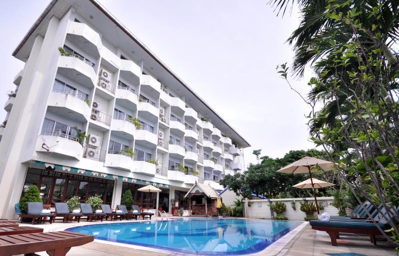 โรงแรมเจพี วิลลา - JP Villa Hotel