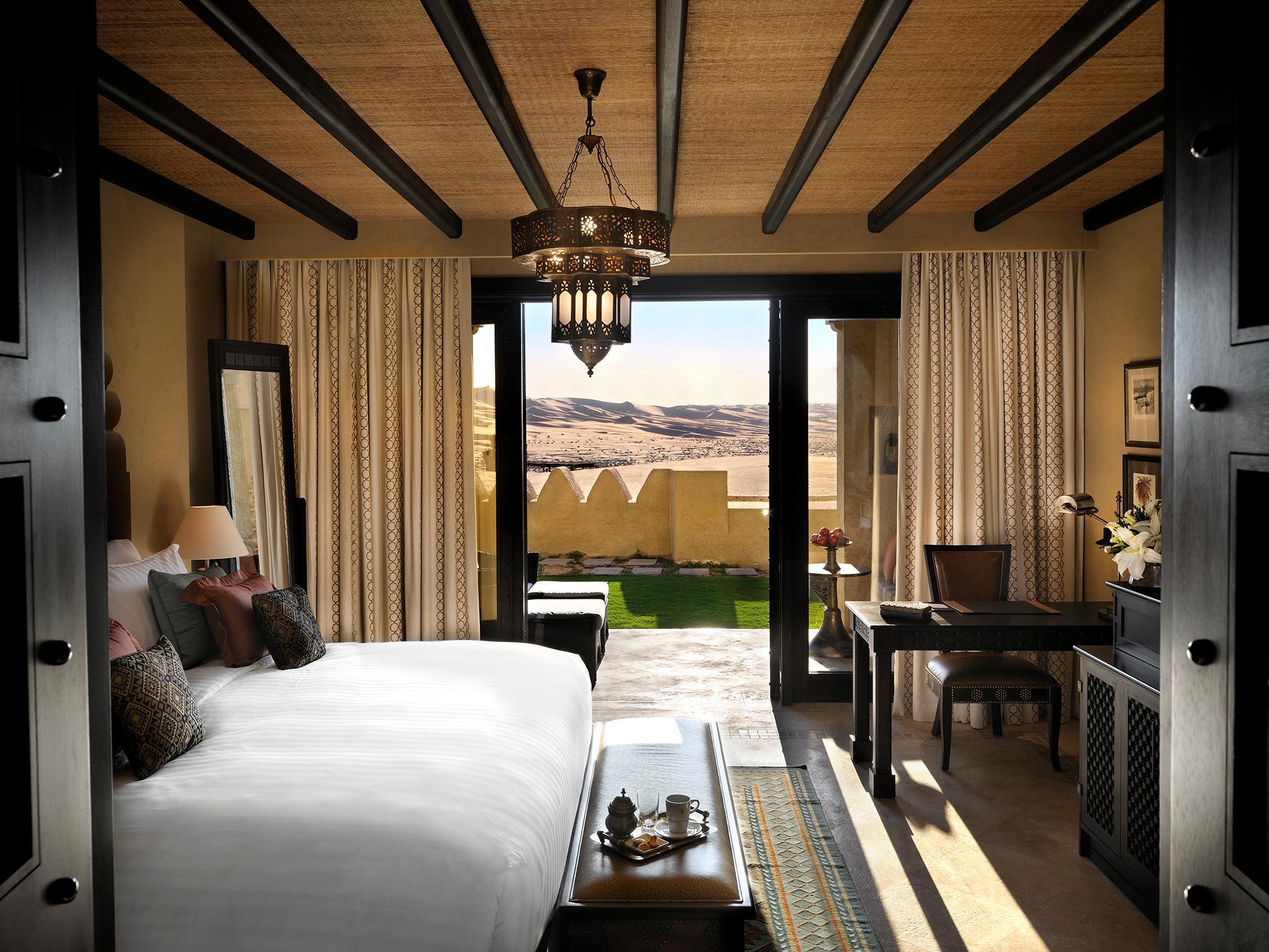 Qasr Al Sarab Desert Resort by Anantara – Jereirah 2