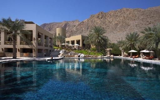 Six Senses and Evason Hotel in ➦ Dibba ➦ accepts PayPal