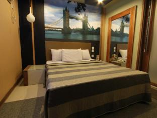 Eurotel North Edsa Hotel Manila - Guest Room
