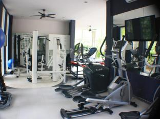The Trees Club Resort Phuket - Fitness prostory