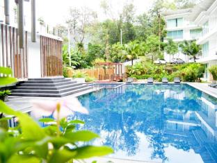 The Trees Club Resort Phuket - Zwembad