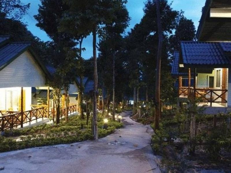 Hotel Murah di Ton Sai Krabi - Mountain View Resort