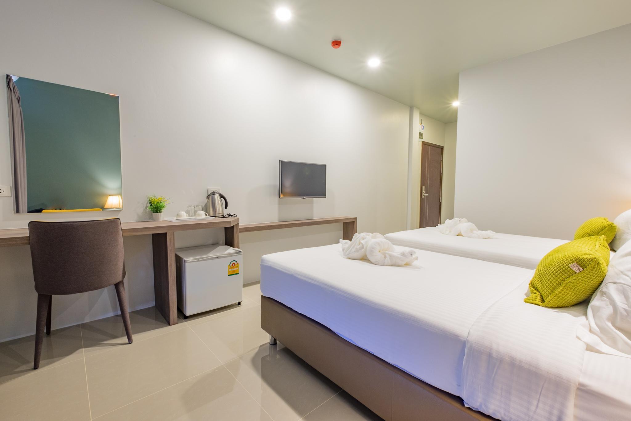 福瑞星H酒店,เอช โฮเทล พระสิงห์