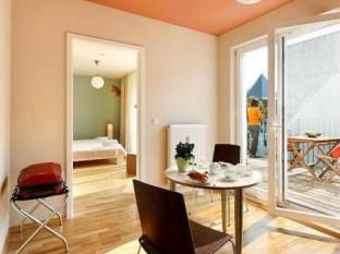 Pfefferbett Apartments Prenzlauer Berg Berlin - Suiterom