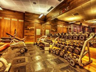 All-4u apartments Budapest - Fitness Room