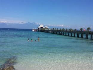 Hof Gorei Beach Resort Davao City - Uitzicht