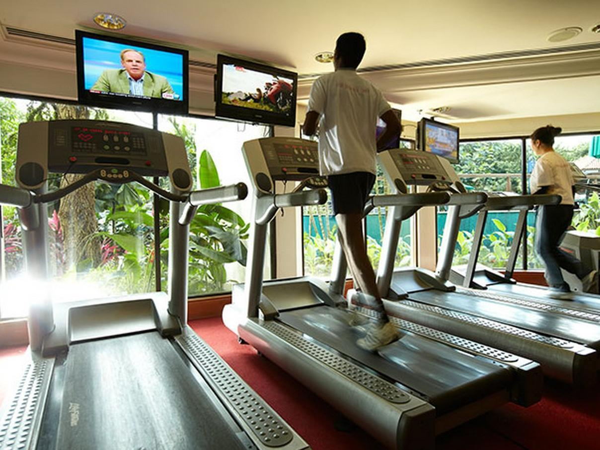 Dorsett Grand Subang Hotel - Fitness Room