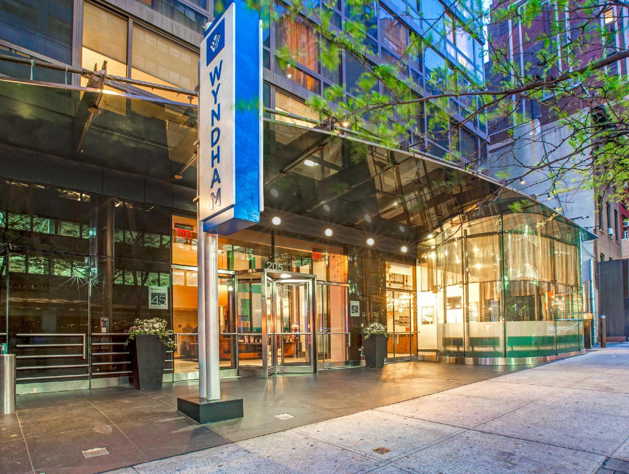 🟊🟊🟊 Wyndham Midtown 45 Hotel - New York (NY) - United States