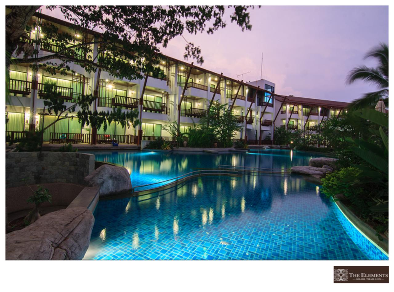 ดิ เอลลิเมนท์ กระบี่ รีสอร์ท (The Elements Krabi Resort)