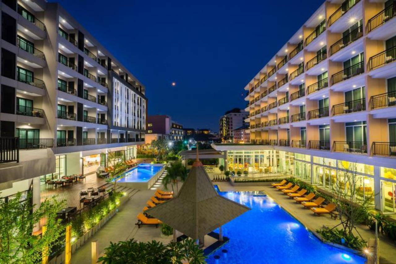 โฮเต็ล เจ พัทยา (Hotel J Pattaya)