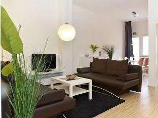 A & B Apartment & Boardinghouse Berlin Berlijn - Hotel interieur