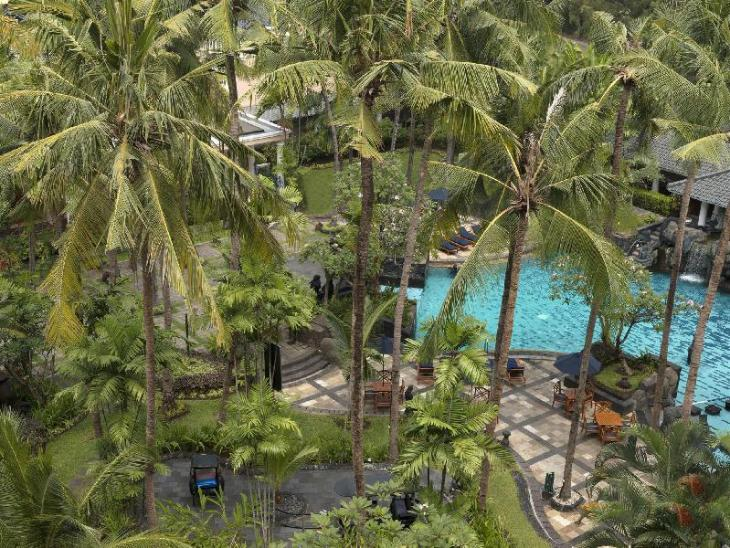 Melia Purosani Hotel Yogyakarta photo 3