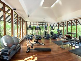 The Sun Siyam Iru Fushi Luxury Resort Maldives Islands - 24 hours Inhouse Gym