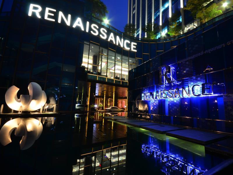 Renaissance Bangkok Ratchaprasong Hotel,โรงแรมเรอแนสซองซ์ กทม.ราชประสงค์
