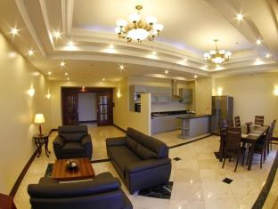 Sarrosa International Hotel and Residential Suites Cebu City - Gjesterom