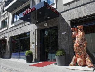 Adina Apartment Hotel Berlin Hauptbahnhof Berlin - A szálloda kívülről