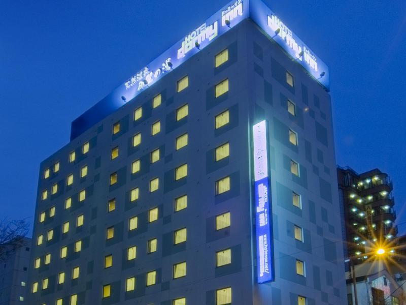 【沖縄 ホテル】ドーミ イン 博多祇園(Dormy Inn Hakata Gion)