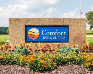 Comfort Inn and Suites and Conference Center