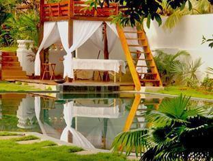 Casa Palacio Siolim House Hotel Pohjois-Goa - Uima-allas