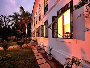 Casa Palacio Siolim House Hotel Pohjois-Goa - Hotellin ulkopuoli