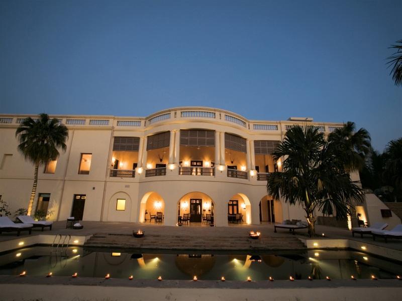 Nadesar Palace Hotel Varanasi