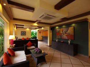 Hotel Meraden La Oasis by the Verda Nord Goa - Empfangshalle