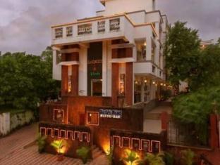 Hotel Meraden La Oasis by the Verda Severní Goa - Exteriér hotelu