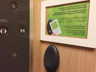 The LimeTree Hotel Kuching - Lift Keycard Access