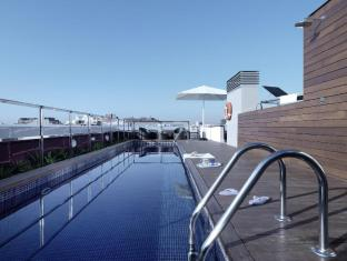 Residencia Melon District Marina Barcelona - Swimming Pool