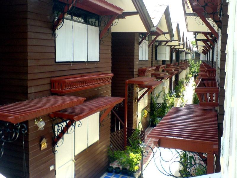 Bangphlat Resort Bangkok