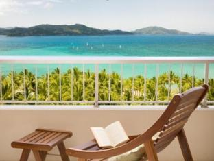 Hamilton Island Reef View Hotel Whitsunday Islands - Balkon/Teras