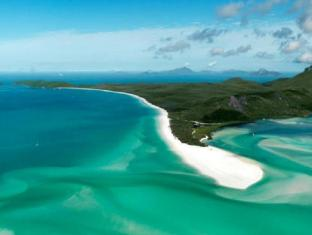 Hamilton Island Reef View Hotel Whitsunday Islands - Whitehaven Beach by Helicopter