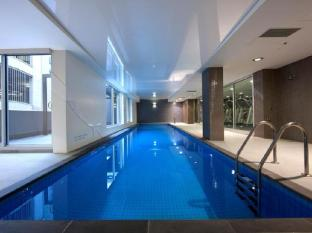 Crowne Plaza Adelaide Hotel Adelaide - Indoor Swimming Pool