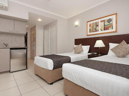 Southern Cross Atrium Apartments PayPal Hotel Cairns