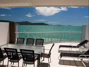 At Marina Shores Hotel Îles Whitsunday - Balcon/Terrasse