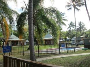 Nomads Airlie Beach Hotel Whitsunday Islands - Garden