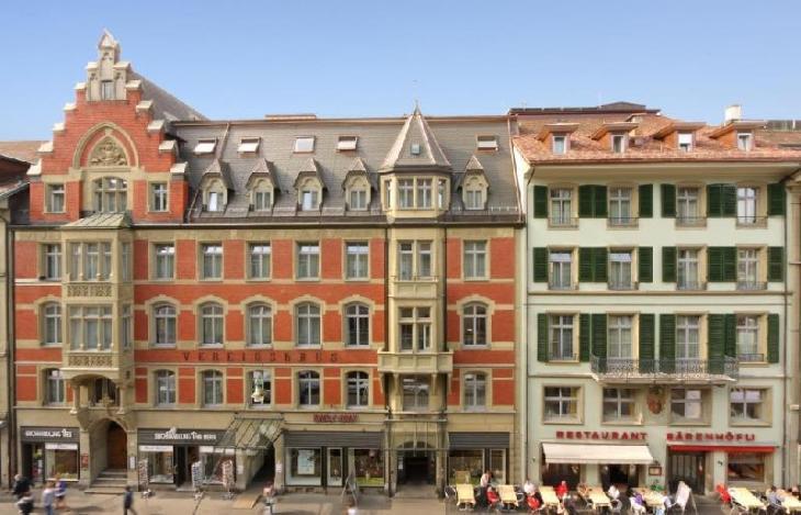 Kreuz Bern Modern City Hotel. photo 1