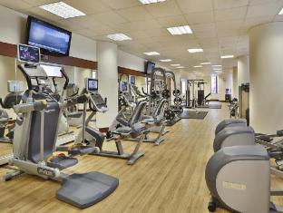 City Seasons Al Hamra Hotel Abu Dhabi - Fitness Room